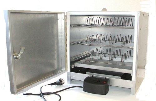 SMOKI Tischräucherofen mit elektro Heizung