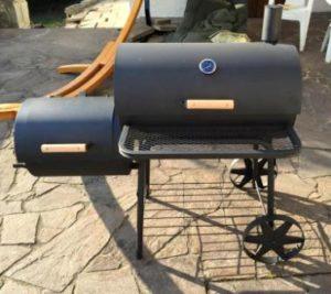 90 kg Grill Smoker Taino